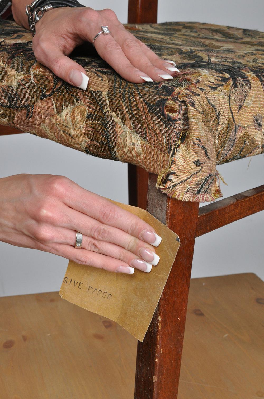 как снять лак с деревянной поверхности