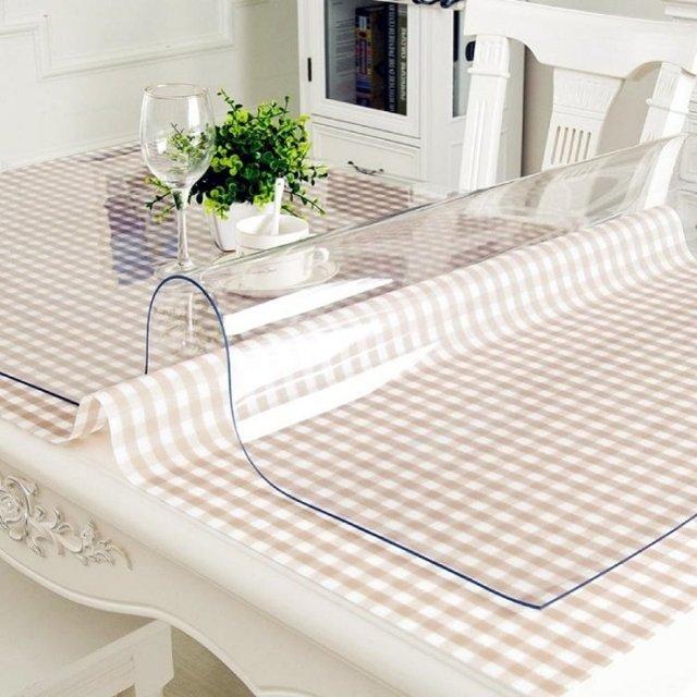 клеенки на кухонный стол