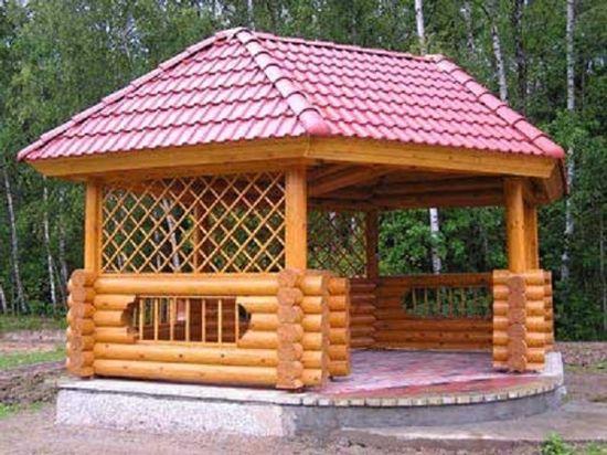 деревянная сетка
