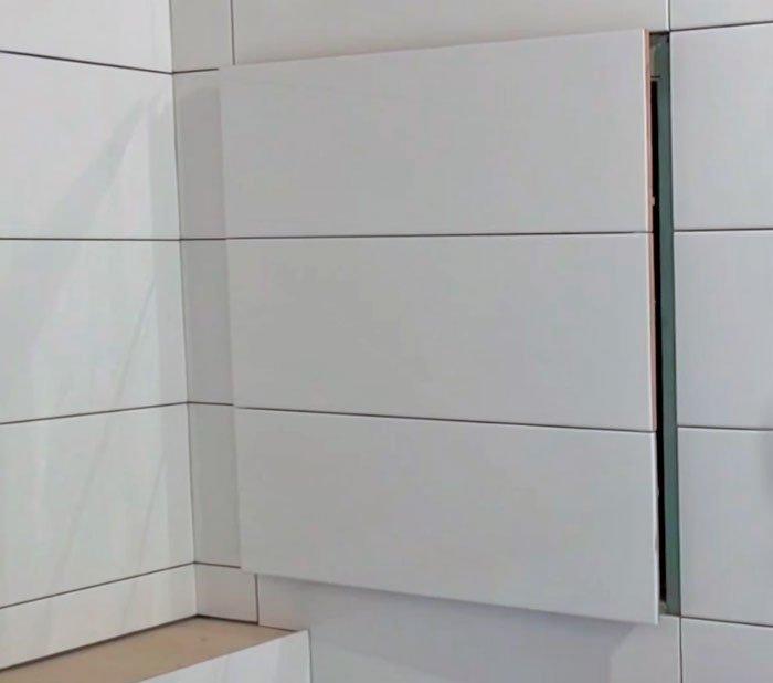 Варианты продуманной раскладки плитки при отделке ванной