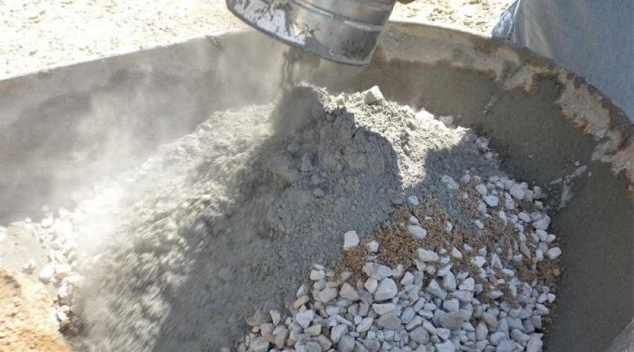 Процесс набора прочности бетона в зависимости от температуры (снип, гост)