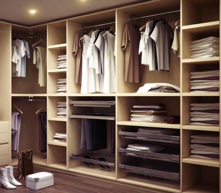 стильные шкафы в прихожую