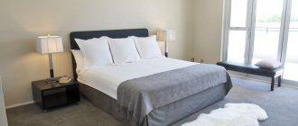 Ковры для спальни: какими бывают и как правильно постелить?