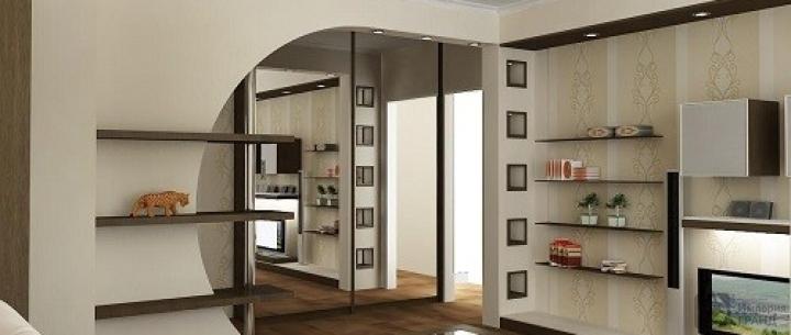 Как сделать межкомнатную арку — конструкция, чертежи и порядок сборки