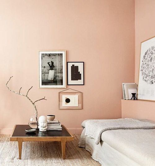 Сочетания персикового цвета в одежде и его оттенков | lookcolor