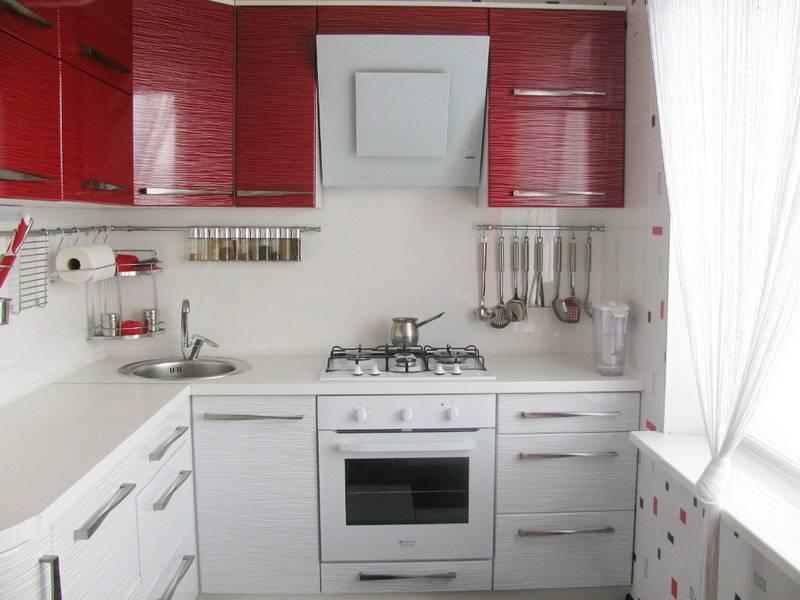 Кухня 4 на 3 метра: дизайн интерьера, фото, планировка