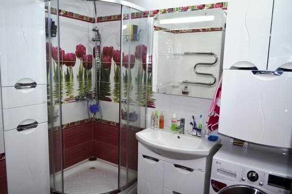 ремонт маленькой ванной комнаты и туалета