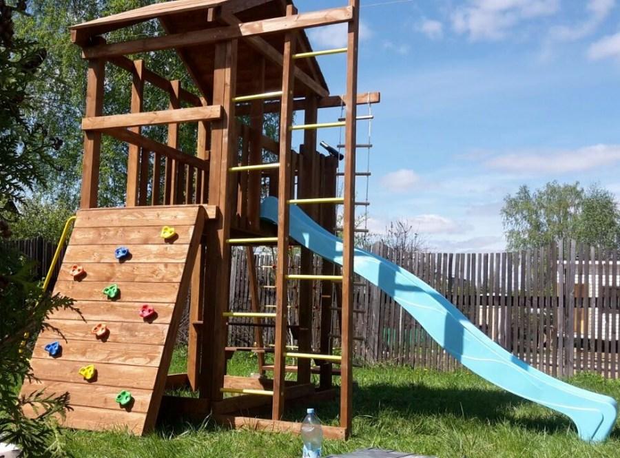 Детская площадка своими руками | 77+ лучших фото и идей !!!