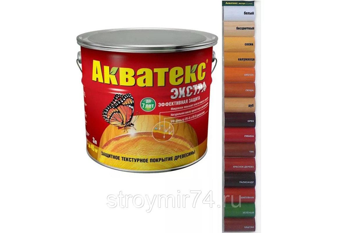 краска акватекс