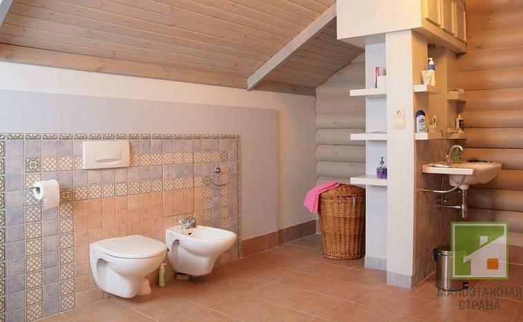 Как сделать ванную в каркасном доме своими руками: правила и пошаговая инструкция +видео — гидроизоляция пола и отделка стен