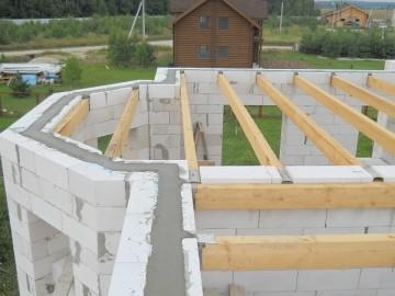 Как и какие сделать перекрытия в доме из газобетона - самстрой - строительство, дизайн, архитектура.