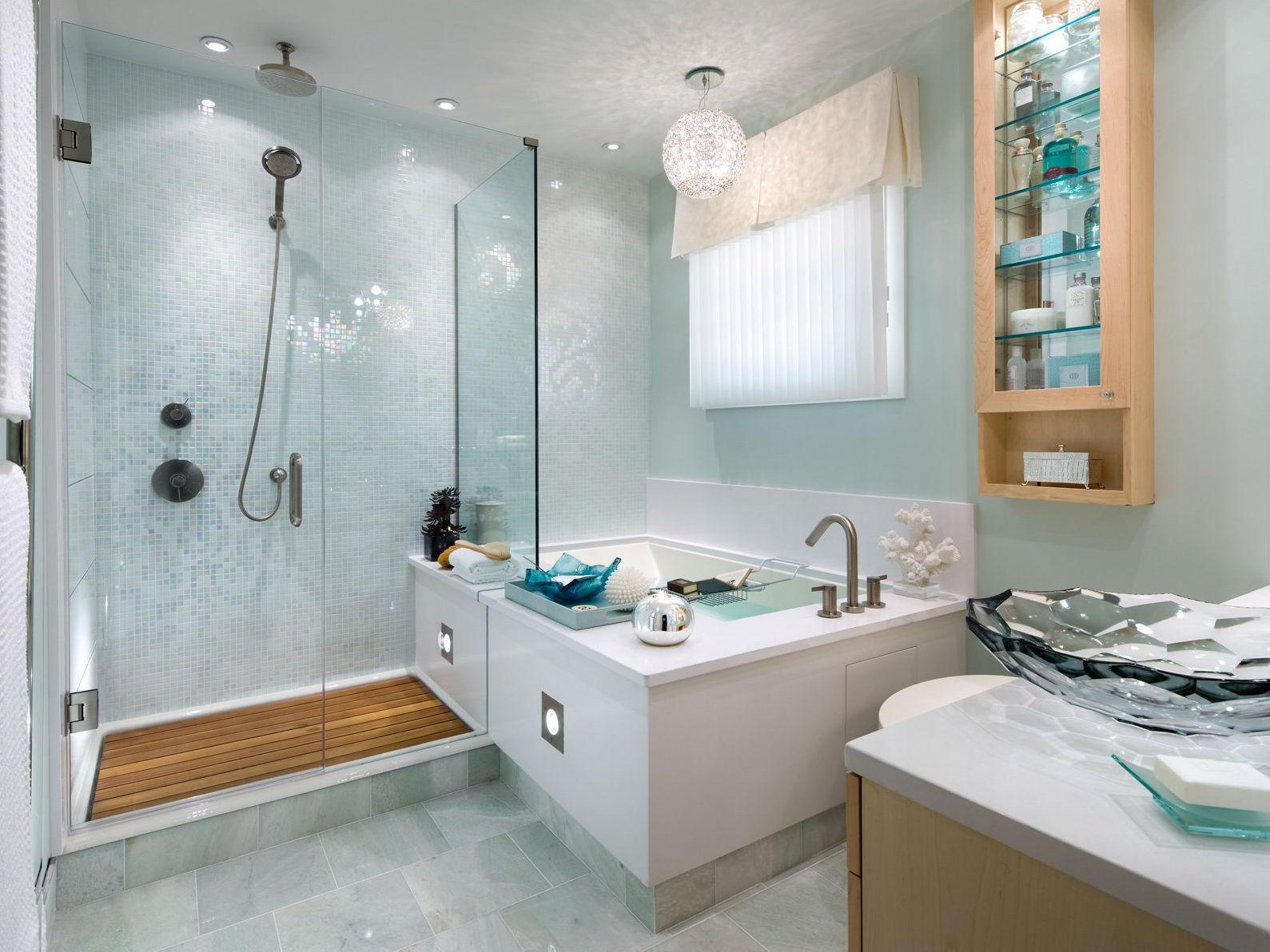 Трудности и возможности дизайна ванной комнаты 6 кв. м.