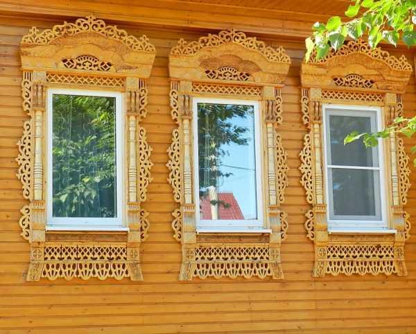 Инструкция по монтажу деревянных наличников на оконный проем