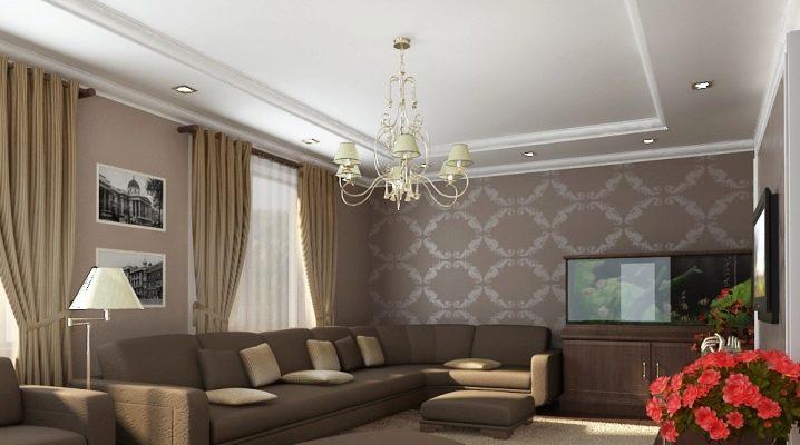 Красивые люстры для зала