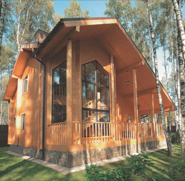 Строительство деревянных домов под ключ в москве и области, проекты, цены