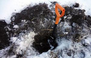 сколько стоит выкопать 1 куб земли вручную