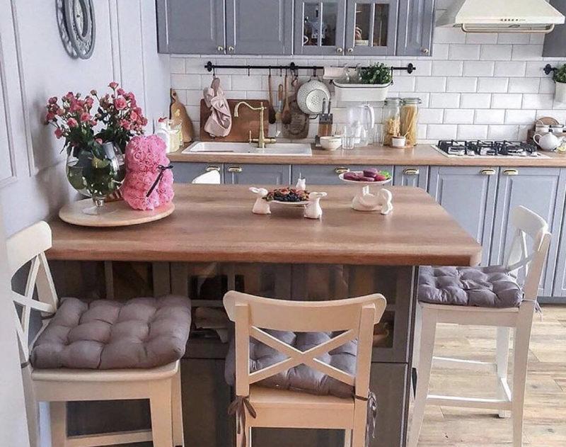 Модерн в интерьере кухни - 105 фото примеров