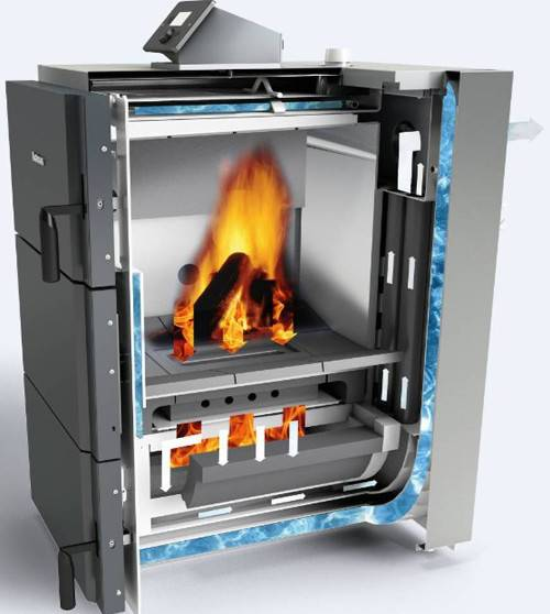 печь на дачу для отопления
