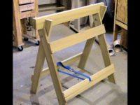 Как сделать, изготовить подмости (леса, «козлы») своими руками – ремонт своими руками на m-stone.ru