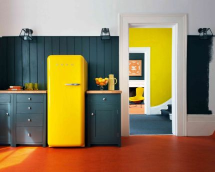 чем покрасить холодильник снаружи в домашних условиях