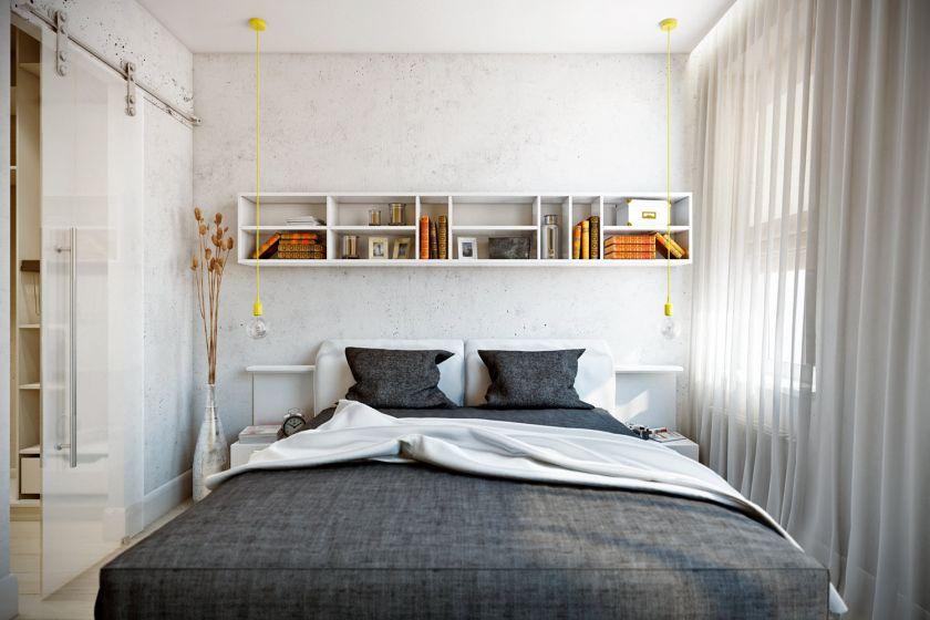 Дизайн штор для спальни: стильные варианты оформления интерьера