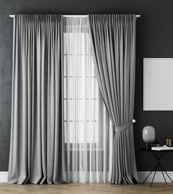 Особенности использования льняной ткани и ее имитации для штор