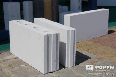 Пазогребневые блоки для перегородок: разновидности и техника монтажа