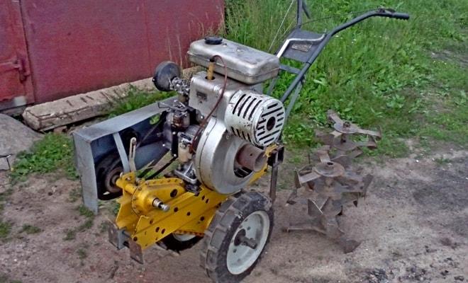 Мотоблок урал c двигателем умз 5в технические характеристики
