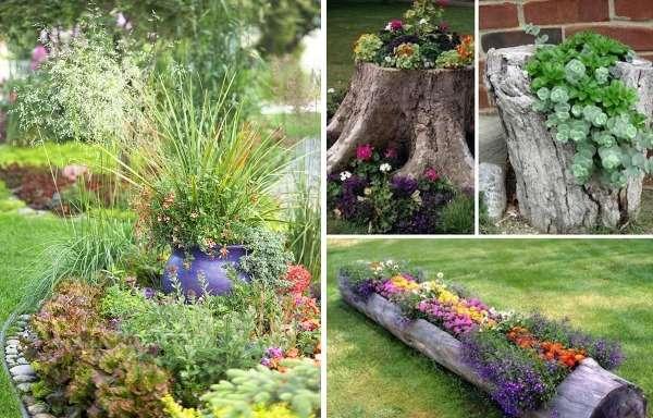 как сделать двор красивым в частном доме