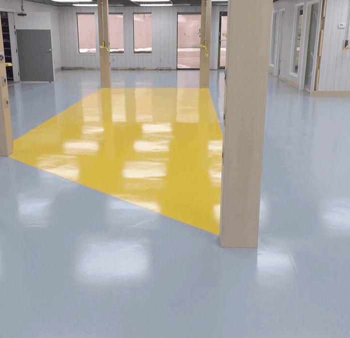 Как сделать своими руками полимерный наливной пол в гараже? монтаж покрытия и уход
