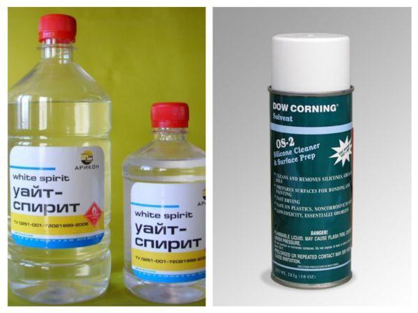 Способы удаления силиконовых герметиков с поверхностей ванной комнаты