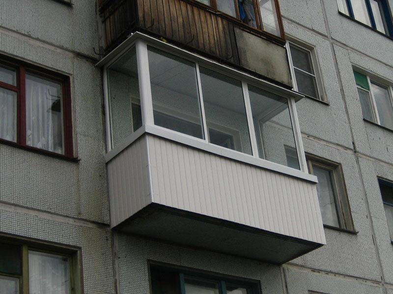 Какие бывают виды остекления балкона и лоджии