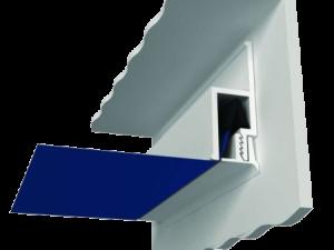 Монтаж багета для натяжного потолка - всё о ремонте потолка