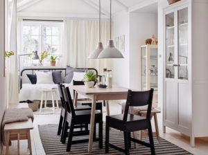 икеа стулья для кухни деревянные