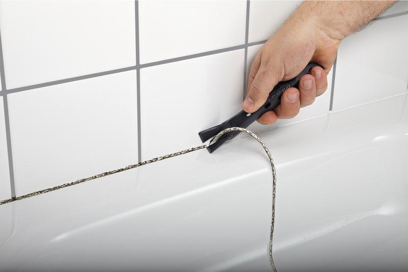 Чем отмыть силиконовый герметик с плитки, рук или ванны