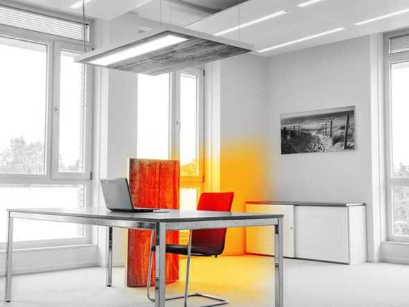 Бюджетная альтернатива радиаторам стоит обратить внимание на керамические панели отопления