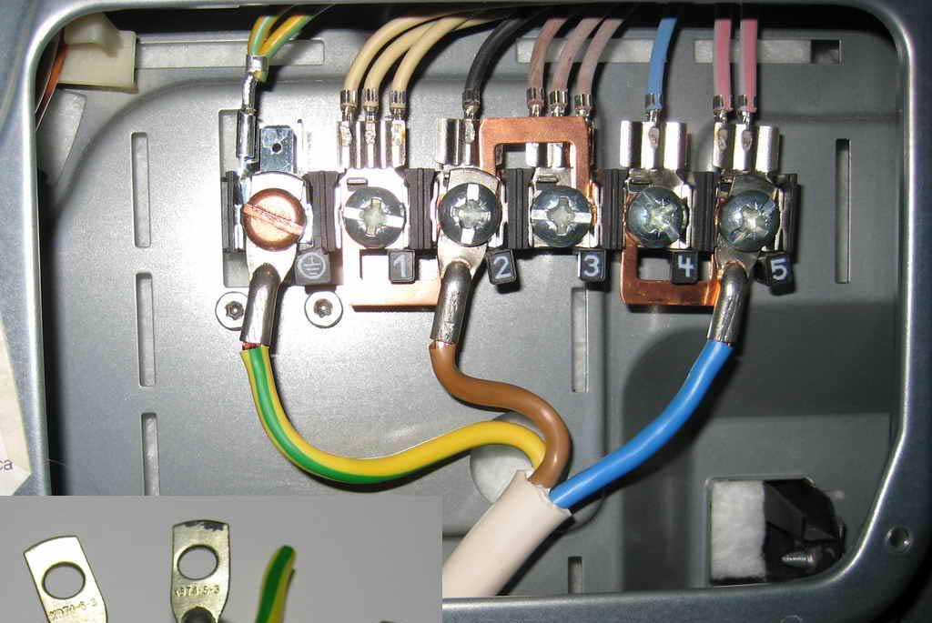 Кабель для электроплиты и варочной панели - тип и сечение