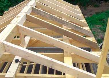 Размеры мауэрлата для крыши