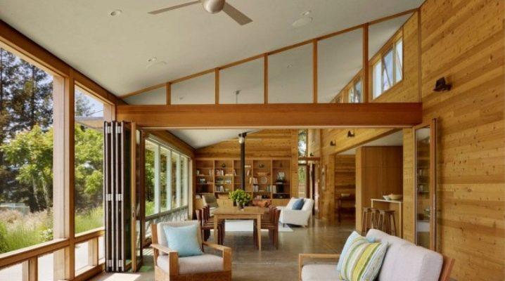 Чем лучше обшить деревянный дом внутри—  материалы и практические советы