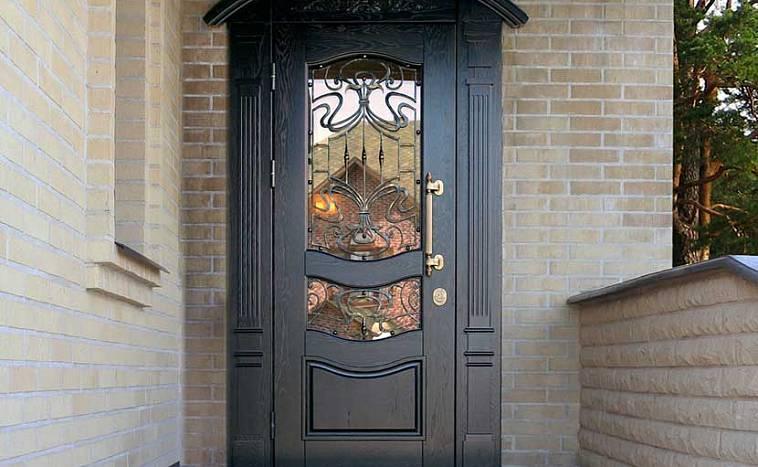 ширина дверного проема входной двери