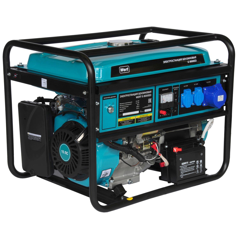 генератор электрический бензиновый