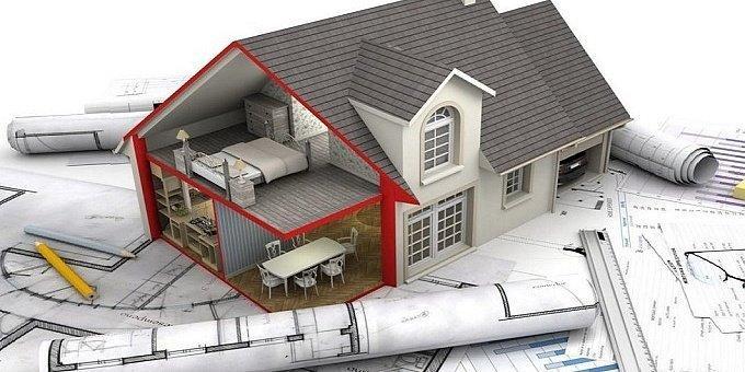 Проекты современных домов: фото дизайна и чертежи