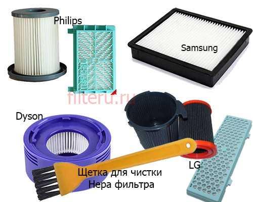Какие фильтры для пылесоса лучше?