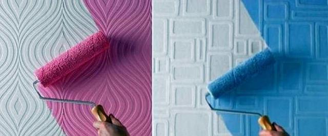 Какие обои под покраску лучше использовать для отделки стен: делаем правильный выбор по отзывам