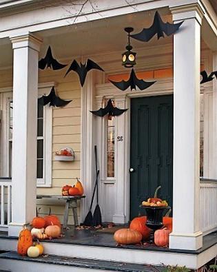 День всех святых: 20 идей для декора на хэллоуин