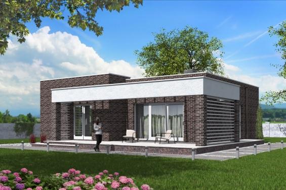 Планировка одноэтажного дома - 85 фото актуальных проектов дизайна для больших и маленьких домов