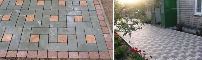 Можно ли проводить укладку тротуарной плитки на грунт и как это делается, основные этапы