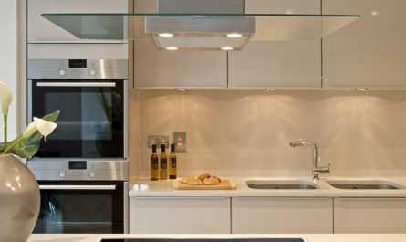 Кухонный фартук из плитки — нюансы выбора