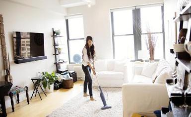 Как убраться в комнате быстро и с удовольствием?