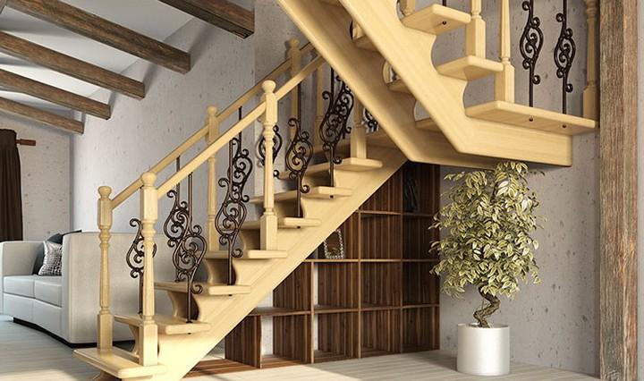 Лестница на второй этаж в частном доме: 70+ фото, идеи дизайна